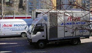 Mobile Generator Services