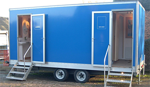 Mobile Toilet Facilities